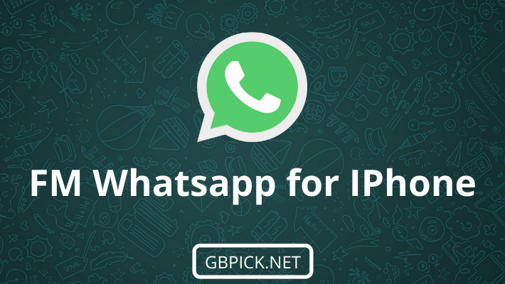 FM WhatsApp for iphone