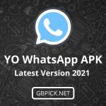 YoWhatsApp APK Download - Latest Version (New Update) 2021